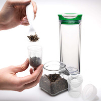 16oz Tea Infuser Travel Mug in Emerald