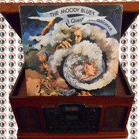 Vinyl Record - The Moody Blues - A Question Of Balance - Vintage 1970 Record Album