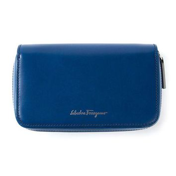 DCCKIN3 Salvatore Ferragamo zip around wallet