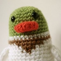 Amigurumi Pattern Duck - Crochet Pattern -