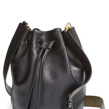 MARC BY MARC JACOBS 'Luna' Leather Drawstring Bucket Bag