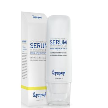 Supergoop! Sunscreen Serum SPF 30