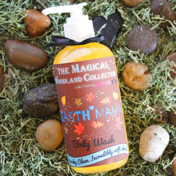 The Magical Woodland Collection Moisturizing Body Wash 8oz (5 Different Scents)