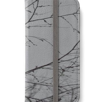 'Branches Impressions ' iPhone Wallet by by-jwp