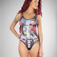 The Walking Dead Bodysuit