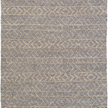 Surya Ingrid Solids and Tonals Area Rug Blue
