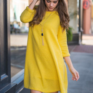 All My Love Dress, Yellow