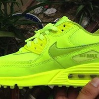 N neon yellow limited edition by Big King