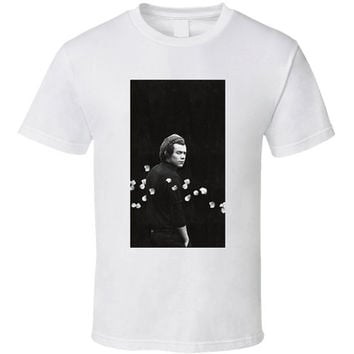 Harry Styles One Direction Inspired Vintage Hipster Unisex T-Shirt