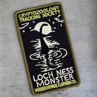 Cryptozoology Tracking Society: Loch Ness Patch