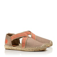 Tory Burch Catalina Canvas Espadrille