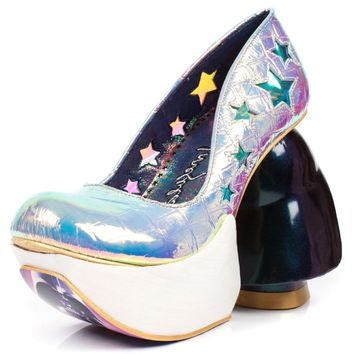 Irregular Choice Star Wars Collection: Iridescent Vader