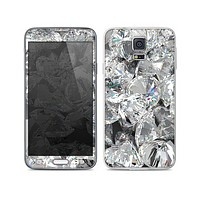 The Scattered Diamonds Skin For the Samsung Galaxy S5