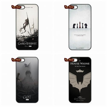 For Samsung Galaxy Note 2 3 4 5 7 S S2 S3 S4 S5 MINI S6 S7 edge Games of Thrones GOT Case Cover Coque