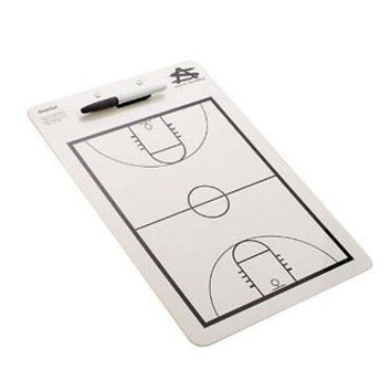 Athletic Specialties Basketball Clipboard Court Diagram Game Time Out Players