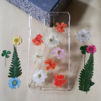 pressed flower note 3 case flower note edge case floral s6 edge case s5 case samsung galaxy s4 case note 4 case pressed flower phone case