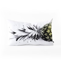 Deb Haugen Pineapple 1 Oblong Throw Pillow