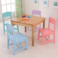 KidKraft Seaside Table & 4 Chair Set - 21215