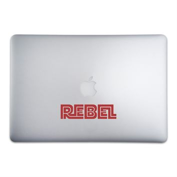 Rebel Rogue One Inspired Sticker for MacBook, MacBook Pro, MacBook Air and other Apple Devices