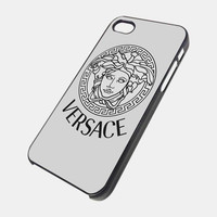 The Amazing Versace Logo Design For iPhone 5 / 5S / 5C / 4 / 4S - Samsung Galaxy S3 / S4 ( Plastic / Rubber Case )