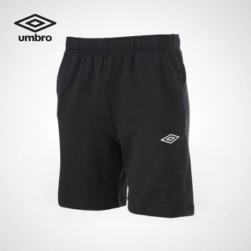 Umbro Men Summer Breathable Shorts Pants Beaching Shorts Trousers Bodybuilding Sweatpants Fitness Short Jogger Men UCA63711