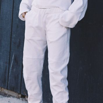 Hogan Cotton-Blend French Terry Joggers