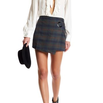 Free People | Tessa Plaid Skirt | Nordstrom Rack