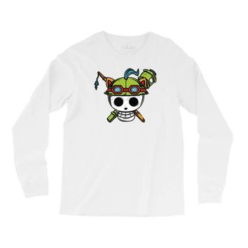 pirate scout Long Sleeve Shirts