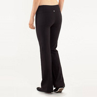 Lululemon Fashion Solid Studio Loose Pants Trousers