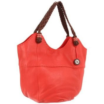 The Sak Indio Leather Tote - designer shoes, handbags, jewelry, watches, and fashion accessories | endless.com