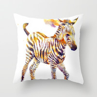 Follow Me Down Throw Pillow by beart24