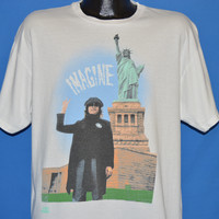 90s John Lennon Imagine t-shirt Extra Large