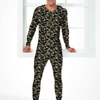Amazon.com: HANES Men's Thermal Union Suit - 24746: Clothing