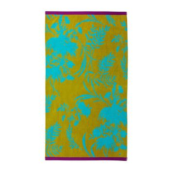 Tropic Beach Towel by Yves Delorme