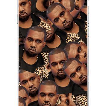 Kimoji Kim Kardashian kanye west north kylie jenner Soft TPU Phone Case Cover Coque For iPhone 7Plus 7 6 6S 5 5S SE 5C 4 4S 13