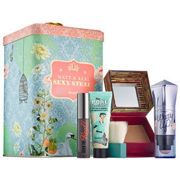 Sephora: Benefit Cosmetics : WATT A REAL Sexy Steal! : makeup-value-sets