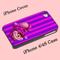 Disney Alice in Wonderland Cheshire Cat for iPhone 4/4S Case