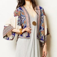 Tingi Jacket by Greylin Blue Motif