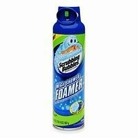 Scrubbing Bubbles Mega Shower Foamer Aerosol, 20 Ounce