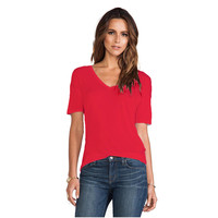 Bella Luxx Rouge Knit Tee