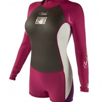 Shop Springs & Shorties > Body Glove Vibe 2/1mm Springsuit - Women's at Jacks Surfboards