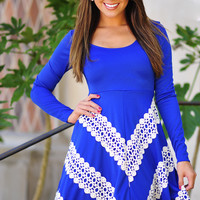 JUDITH MARCH: Something Blue Dress | Hope's