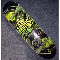 LIKE MOTHS TO FLAMES skate deck