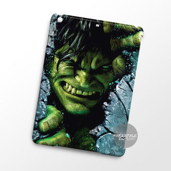 Angry Hulk Incredible  iPad Case Case Cover Series