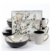 Claretta 16 Piece Dinnerware Set