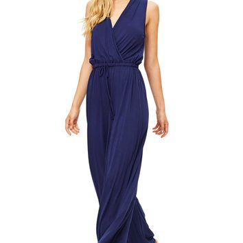 Jolie Wide-Leg Jumpsuit