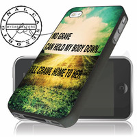 Hozier Work Song For iPhone 4 5 5c 6 Plus Case, Samsung Galaxy S3 S4 S5 Note 3 4 Case, iPod 4 5 Case, HtC One M7 M8 and Nexus Case