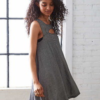 AEO Soft & Sexy Cutout Front Dress, Black