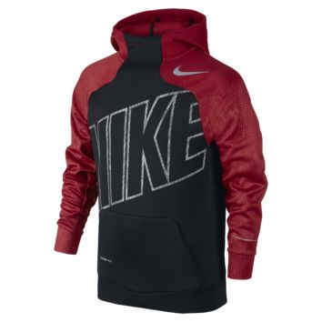 Nike Flash Hyperspeed Fleece Pullover Boys' Training Hoodie