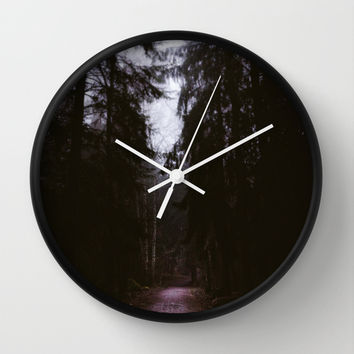 Will you let me pass? Wall Clock by HappyMelvin